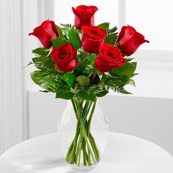 The Simply Enchanting™ Rose Bouquet