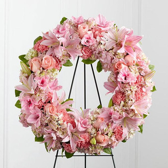 The Loving Remembrance™ Wreath