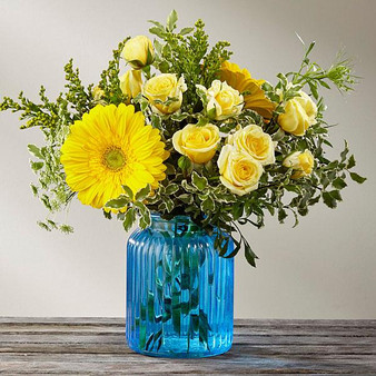 The Something Blue™ Bouquet