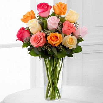 The Graceful Grandeur™ Rose Bouquet