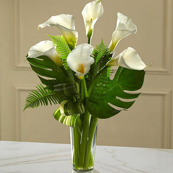 The Always Adored™ Calla Lily Bouquet