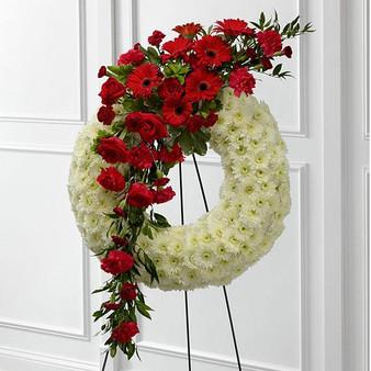 The Graceful Tribute™ Wreath