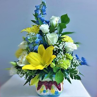 First Day Bouquet