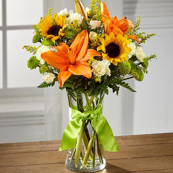 The Country Calling Bouquet