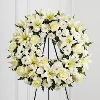 The Treasured Tribute™ Wreath