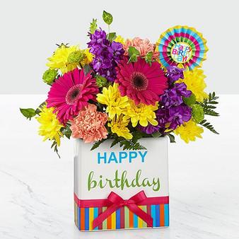 The Birthday Brights™ Bouquet