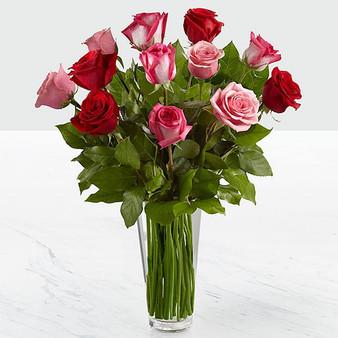 The True Romance™ Rose Bouquet