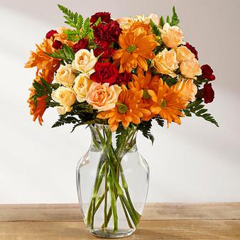 The Autumn Gold Bouquet