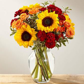 Fall Frenzy™ Bouquet