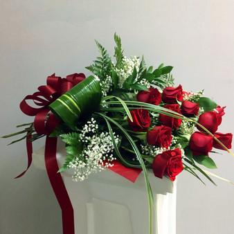 Rose Presentation Bouquet