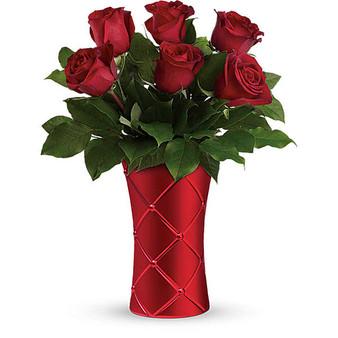 Crimson Luxury Bouquet