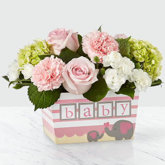 Darling Baby Girl Bouquet