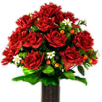 Red Diamond Roses