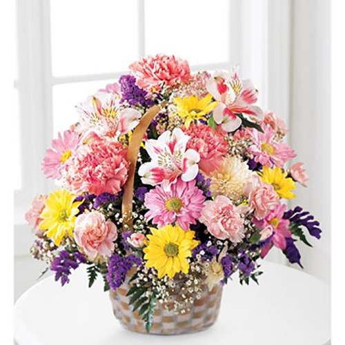 The Basket Of Cheer™ Bouquet