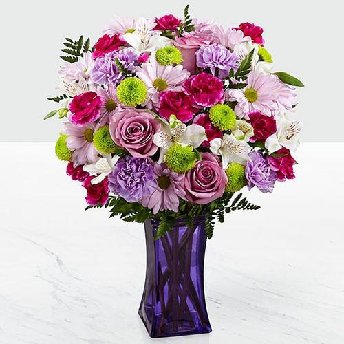 The Purple Pop™ Bouquet