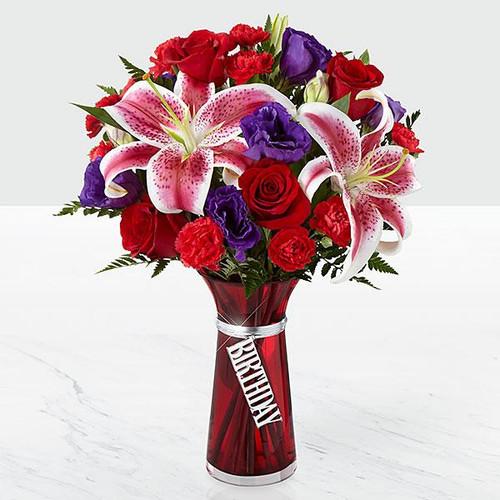 Birthday Wishes™ Bouquet