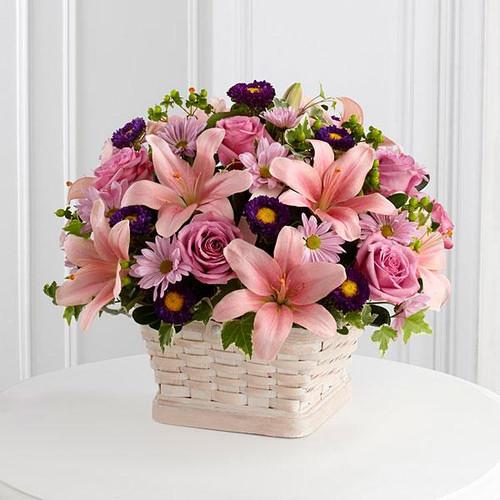 The Loving Sympathy™ Basket