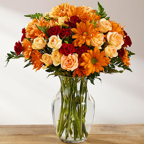 The Autumn Gold Bouquet