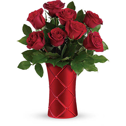 Crimson Luxury Bouquet