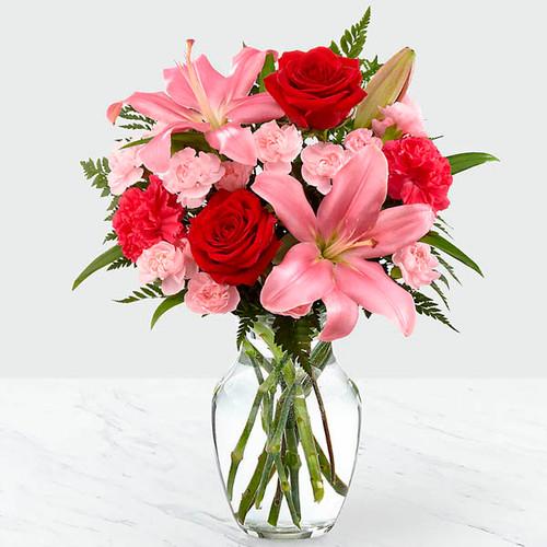 Heart's Emotions Bouquet
