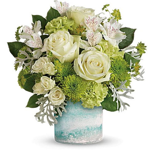 Seaside Roses Bouquet