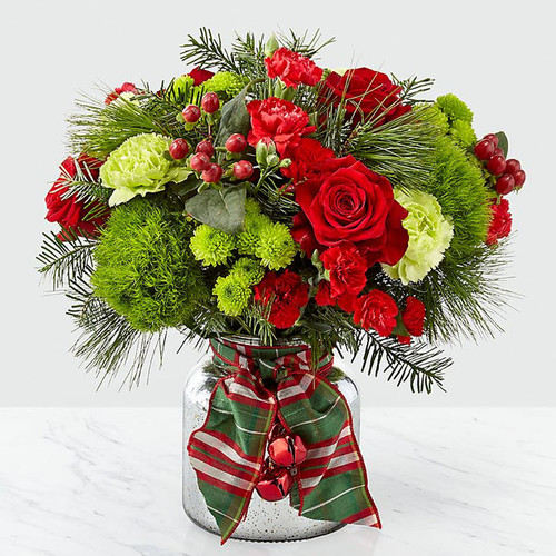 Jingle Bells Bouquet