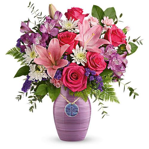 My Darling Dragonfly Bouquet