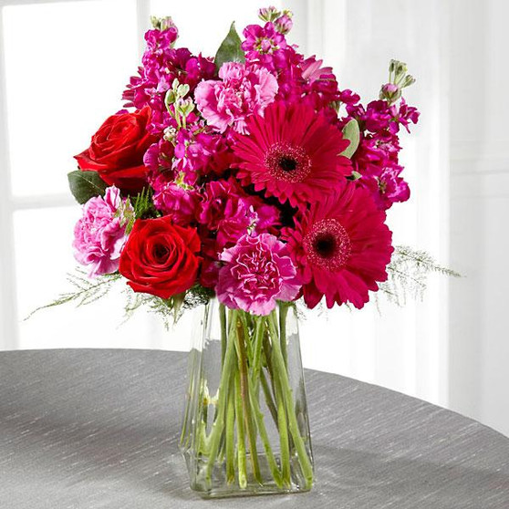 Blushes of Pink Bouquet