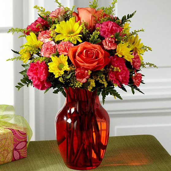 The Colors Abound™ Bouquet