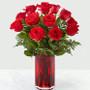 True Romantic Red Rose Bouquet