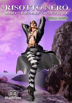 Statue Legend JoJo's Bizarre Adventure Part.V Risotto Nero Complete Figure(Released)