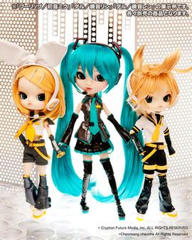 DAL / Kagamine Len Regular Size Complete Doll(Released)