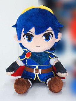 Fire Emblem: Mystery of the Emblem Marth Plush S(Released)