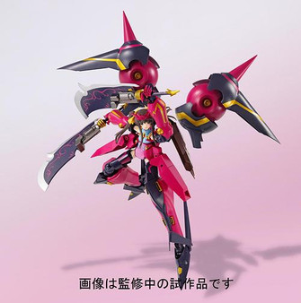 Armor Girls Project - Infinite Stratos: Shenlong x Lingyin Huang(Released)