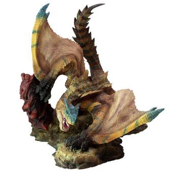 Capcom Figure Builder Creator's Model Roaring Wyvern Tigrex Reproduction Edition Complete Figure(Released)