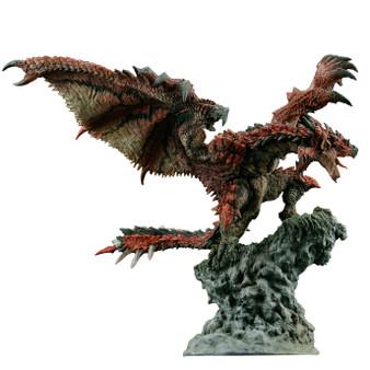 Capcom Figure Builder Creator's Model - Fire Wyvern Rathalos PVC Figure Statue
