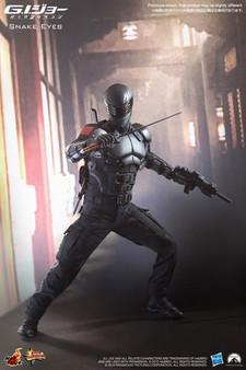 Movie Masterpiece - G.I. Joe Retaliation 1/6 Scale Figure: Snake Eyes(Released)