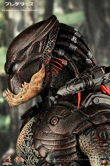 Movie Masterpiece - Predator 1/6 Scale Figure: Berserker Predator(Released)