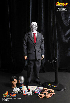 Hot Toys CMS 01 20th Century Boys Friend Naoki Urasawa 12 inch Figure