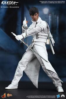 Movie Masterpiece - G.I. Joe Back 2 Revenge 1/6 Scale Figure: Storm Shadow(Released)