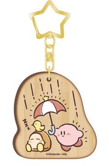 Kirby PUPUPU FRIENDS Wooden Charm Umbrella(Released)