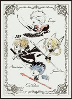 Character Sleeve Fate/Grand Order Design produced by Sanrio [Alter] (A) (EN-860) Pack(Released)