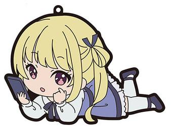 "TV Anime ""Girlish Number"" - Gororin Rubber Strap (4) Momoka Sono(Released)"