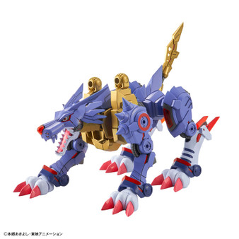 "Figure-rise Standard Metal Garurumon (AMPLIFIED) Plastic Model ""Digimon Adventure""(Released)"