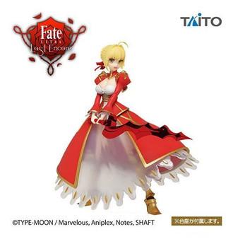 Saber Nero - Taito Fate Extra Last Figure