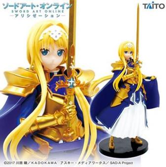 Alice Aligned Knight Taito SAO Alicization Figure