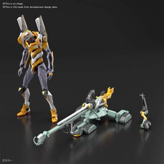 "Evangelion Unit-00 DX Positron Cannon Set ""Neon Genesis Evangelion"", Bandai Spirits RG 1/144"