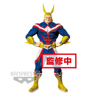 All Might -Age of Heroes My Hero Academia Figure