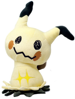Pokemon Sun & Moon Mimikyu Super DX Plush - BANPRESTO