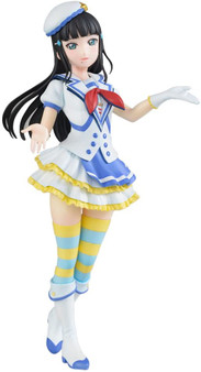Love Live! Sunshine!! SPM Figure Kurosawa Dia -Aozora Jumping Heart- 22cm Figure - Sega
